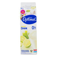 ZUIV.Optimel Drink Limoen 1L