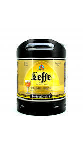 BIER.FUST Leffe Blond Perfect Draft 6 liter