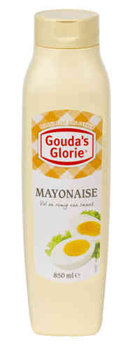 SAUS.Mayonaise KNIJPFLES 850ml. GG