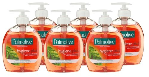 REIN.Palmolive Zacht&Schoon Anti-Bacterieel 6x300ml