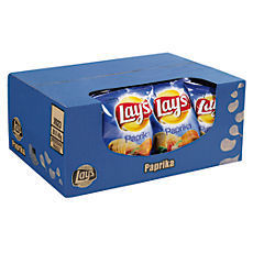 CHIPS.Paprika 20x40gram LAY'S