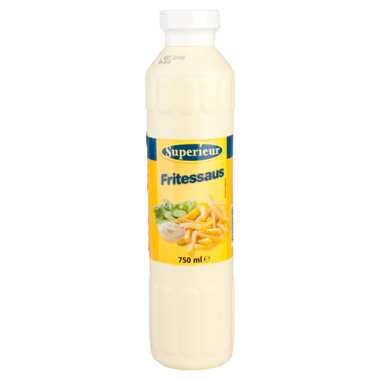 SAUS.Fritessaus Tube 750ml Superieur