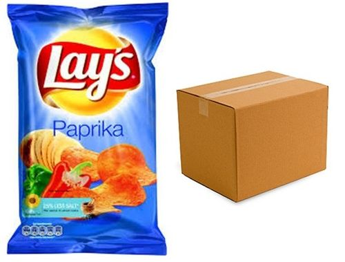 CHIPS.Paprika 8x175gram Lay's