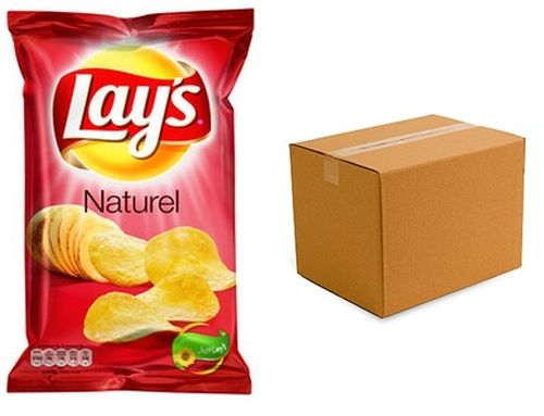 CHIPS.Naturel 8x175gram Lay's