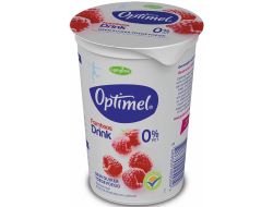 ZUIV.Optimel Bekertje/Los Framboos 250ml