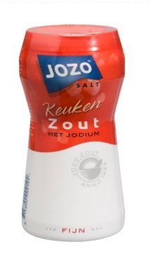 FOOD.Zout BUS/LOS 600gram JOZO