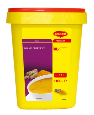 SOEP.Maggi Indiase Curry BUS 11L
