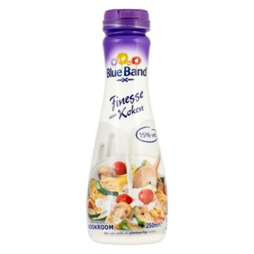 ZUIV.Blue band Finesse voor Koken 250ml