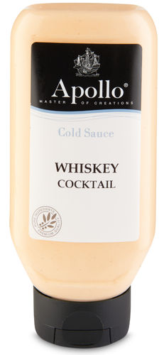 SAUS.WhiskeyCocktailsaus 670ml APOLLO