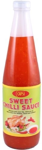 SAUS.Chilisaus Sweet 700ml CAPSI