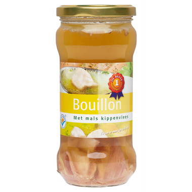 CONS.Bouillon KIP Pot/Los 340ml