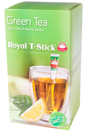 THEE.Royal T-Stick Green Tea Lemon 30stuks