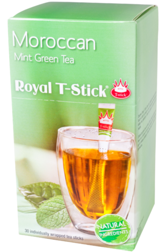 THEE.Royal T-Stick Moroccan Mint 30stuks