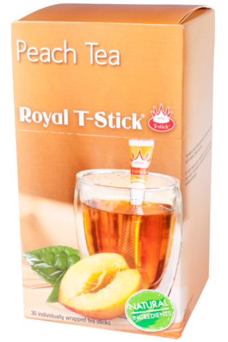 THEE.Royal T-Stick Peach 30stuks