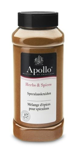 FOOD.Speculaaskruiden BUS 450gram Apollo