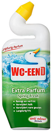 REIN.WC-Eend GROEN/LOS 750ml