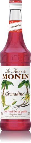FOOD.Monin Siroop Grenadine 70cl.