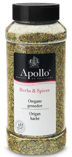 FOOD.Oregano Gesneden BUS 70gram Apollo