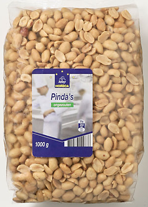 CHIPS.Pinda's Ongezout 1kg