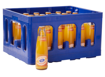 FRIS.Jus d'orange Flesjes/Krat 24x20cl Hero