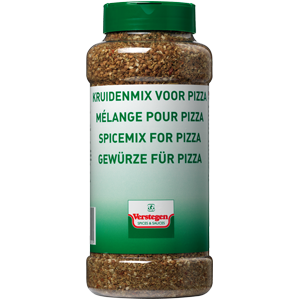 FOOD.Pizza Kruidenmix Bus 475gram Verstegen