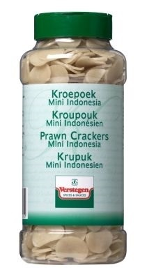 FOOD.Kroepoek Mini Indonesia Bus 450gram Verstegen