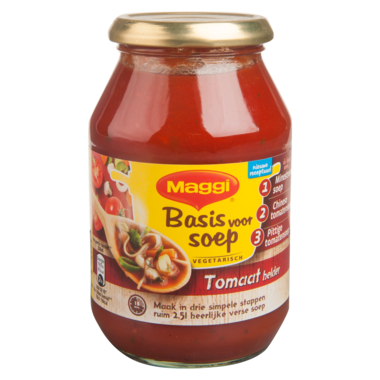 CONS.Maggi Basis voor Tomatensoep 485ml