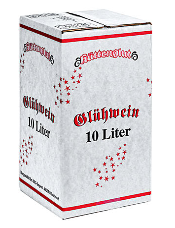 WIJN.Gluhwein Bag-in-Box 10L HUTTENGLUT