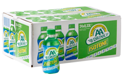 FRIS.AA Drink Isotone 24x33cl