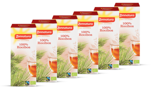 THEE.Zonnatura Rooibos TRAY 6x20zk.