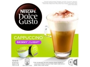 KOFFIE.Dolce Gusto Cappuccino Light 8+8cups