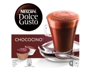 KOFFIE.Dolce Gusto Chococino 8+8cups