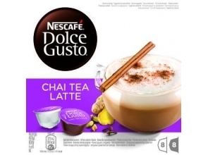 KOFFIE.Dolce Gusto Chai Tea Latte 8+8cups
