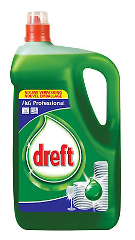REIN.Dreft Groen Can 5L