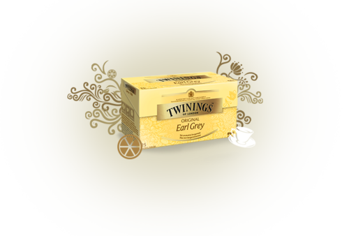 THEE.Earl Grey 25x2gram Twinings