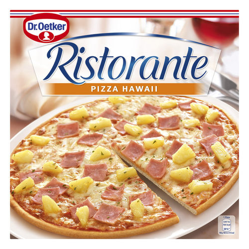 DIEPV.Pizza Hawaii 355gram Dr.Oetker