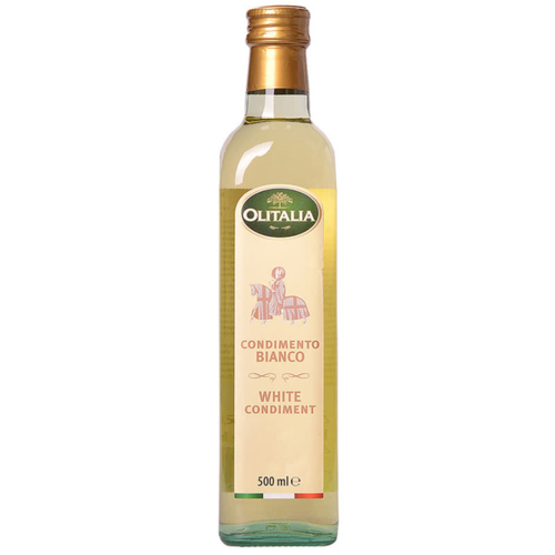 FOOD.Condimento Bianco 500ml Olitalia