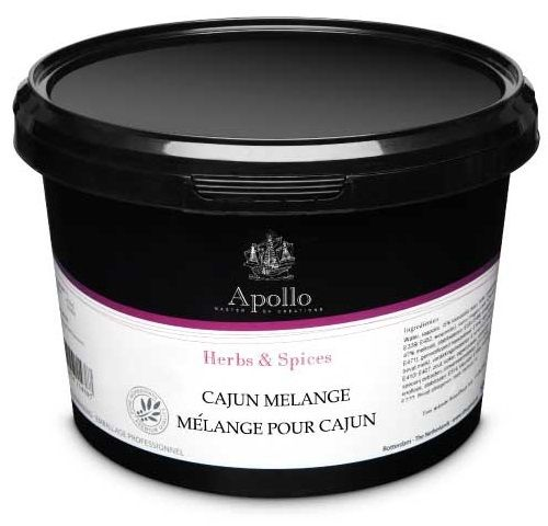 FOOD.Cajun Melange Emmer 2kg Apollo