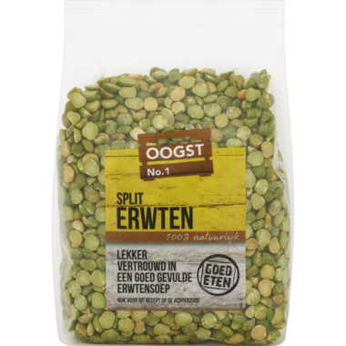 FOOD.Spliterwten Groen 500gram