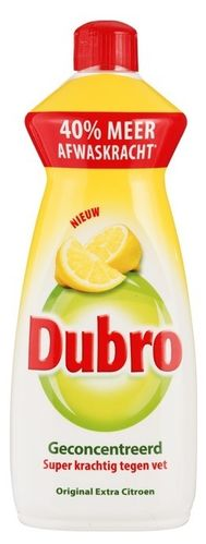 REIN.Dubro Original Extra Citroen  550 ml.