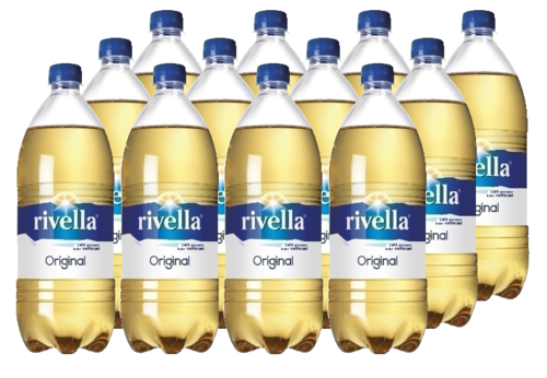 FRIS.Rivella Original Pet/Krat 12x1,1L