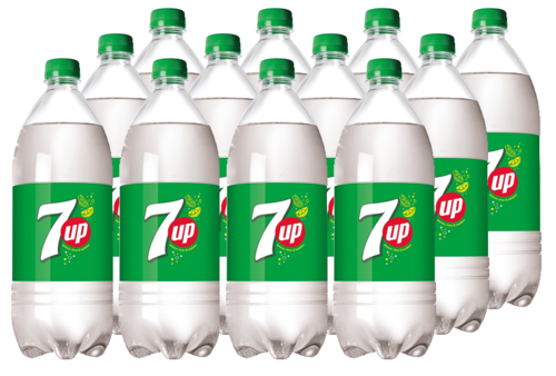 FRIS.Seven Up Pet/Krat 12x1,1L