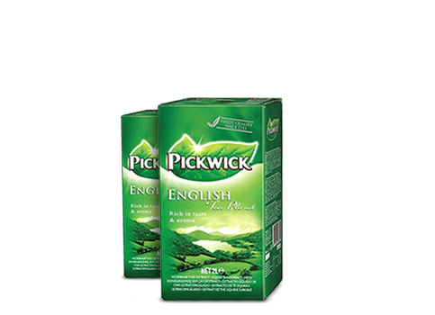 DIEPV.Cafitesse Pickwick English Tea 2x2L