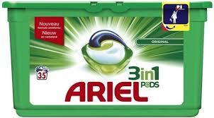 REIN.Ariel 3-in-1 Pods Regular Box 42 stuks